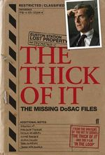 Thick of it : The Missing DoSAC Files - Armando Iannucci