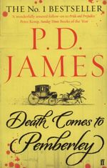 Death Comes to Pemberley - P. D. James