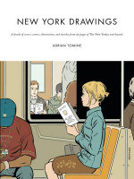 New York Drawings - Adrian Tomine