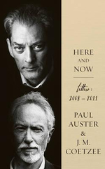 Here and Now - Paul Auster