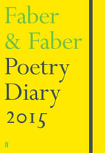 Faber & Faber Poetry Diary 2015 : Lemon -  Various