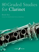 80 Graded Studies for Clarinet : Bk. 2 - John Davies