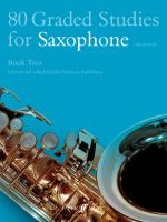80 Graded Studies for Saxophone : Bk. 2 - John Davies