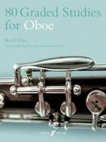 80 Graded Studies for Oboe : Bk. 1 - John Davies