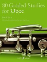 80 Graded Studies for Oboe : Bk.2 - John Davies