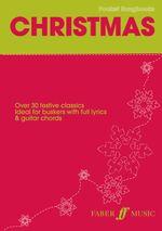 Christmas : (Chord Songbook) - Various