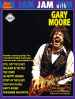 Jam with Gary Moore : (Guitar Tab) - Gary Moore