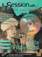In Session with Ella Fitzgerald : (Piano,Vocal,Guitar) - Ella Fitzgerald