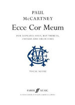Ecce Cor Meum : (Vocal Score) - Paul McCartney
