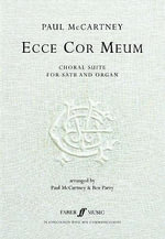 Ecce Cor Meum : (Choral Suite) - Paul McCartney