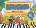 Keyclub Pupil's Book 2 : (Piano) - Ann Bryant