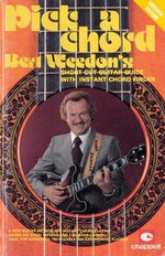 Bert Wedon's Pick a Chord : Short Cut Guitar Guide with Instant Chord Finder - Bert Weedon