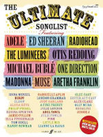The Ultimate Songlist (Piano/Voice/Guitar) - Various