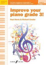 Improve Your Piano Grade 3 - Richard Crozier