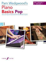 Pam Wedgwood's Piano Basics Pop (Piano Solo) - Pam Wedgwood