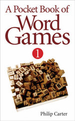 A Pocket Book of Word Games - Philip J. Carter