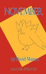 November - Professor David Mamet