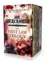 First Law Trilogy Boxed Set - Joe Abercrombie