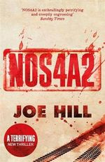 Nos4r2 - Joe Hill