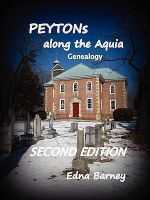 PEYTONs Along the Aquia Genealogy :  All Priced Publications: Potential Impacts of Cli... - Edna Barney