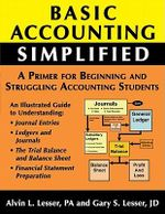 Basic Accounting Simplified - Gary S Lesser