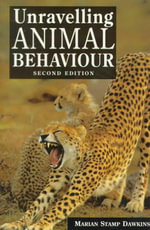 Unravelling Animal Behaviour : Design and Analysis of Quantitative Data - Marian Stamp Dawkins