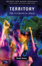 Territory : Tthe Claiming of Space - David Storey