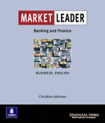 Market Leader: In Financial Services : Business English with the