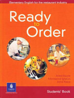 English for Tourism : Ready to Order - Baude