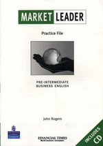 Practice File Pack (Book and CD) : Business English with the