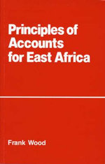 Principles of Accounts for East Africa - Frank Wood