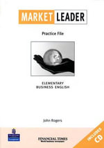 Market Leader Elementary Practice File Book and CD Pack : Business Presentations Book/CD Pack - John Rogers