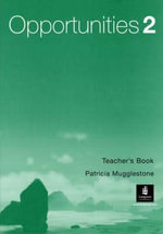 Opportunities 2 (Arab World) Teacher's Book : Intermediate Test Book - Patricia Mugglestone