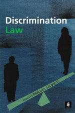 Discrimination Law : Ageism in Employment and Service Provision - Malcolm Sargeant