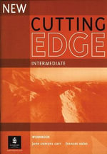 New Cutting Edge Intermediate Workbook No Key : Cutting Edge - Jane Comyns-Carr
