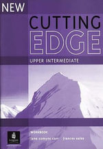 New Cutting Edge Upper-Intermediate Workbook No Key - Jane Comyns-Carr