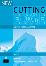 New Cutting Edge Upper-Intermediate Workbook with Key - Jane Comyns-Carr