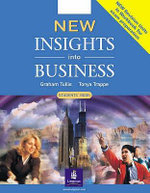 New Insights into Business : Student's Book - Graham Tullis