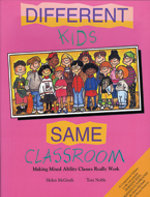 Different Kids Same Classroom - Helen McGrath