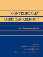 Contemporary American Religion : An Ethnographic Reader - Penny Edgell