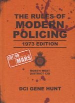 The Rules of Modern Policing 1973 Edition : Northwest District CID - Various