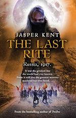 The Last Rite - Jasper Kent