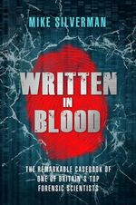 Written in Blood - Mike Silverman