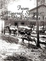 From Mineral Springs to Bed Springs : A History of Hotels and Resorts in the Foothills of the Smokies - Missy Tipton