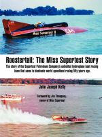 Roostertail : The Miss Supertest Story - John Joseph Kelly