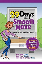 29 Days to a Smooth Move - Tara Maras