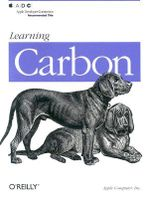 Learning Carbon : Learning Ser. - Apple Inc.