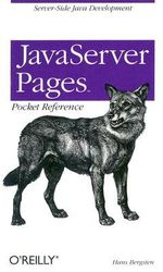 JavaServer Pages Pocket Reference : Pocket References Ser. - Hans Bergsten
