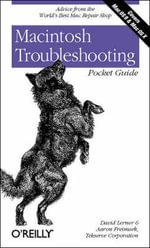 Macintosh Troubleshooting Pocket Guide : Pocket References Ser. - David Lerner