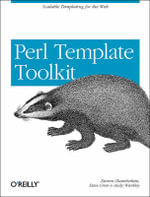 Perl Template Toolkit : Toolkit Ser. - Darren Chamberlain